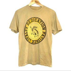 Harry Potter Hufflepuff motto tshirt